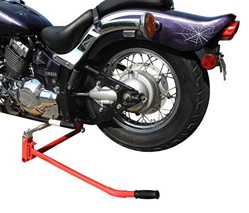 Redline Collapsible Adjustable Motorcycle Sports Bike Cruiser Center (Sportbike Cruiser)