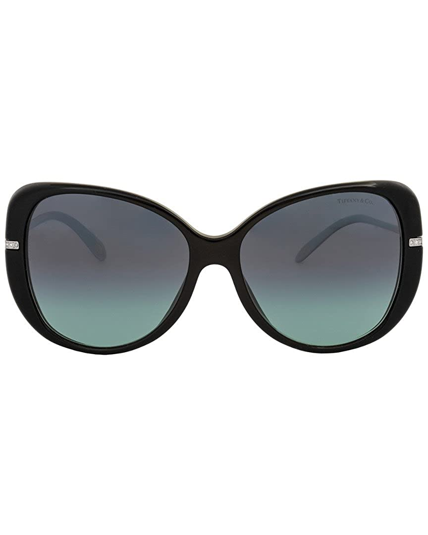 Tiffany & Co Sunglasses, Black and Ocean blue frame with ...