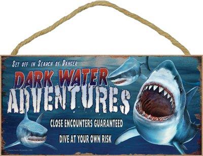 SJT ENTERPRISES, INC. Dark Water Adventures (Sharks) 5