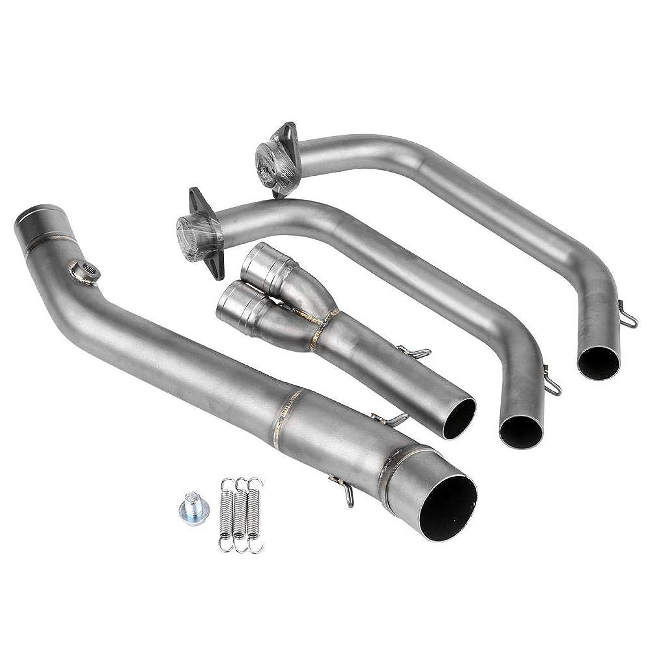 弱い長さオークションTW200 TW225 ショート管 新品 マフラー メッキ