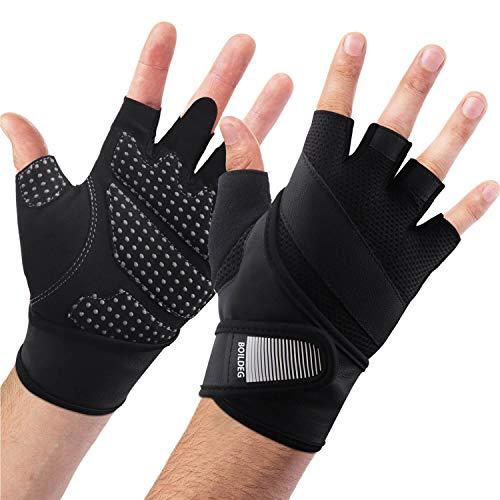 Fitness Handschoenen Trainingshandschoenen, Licht Qewichtheffen Ideaal Voor Gewichtheffen, Crossfit Training En…