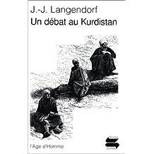 Un débat au Kurdistan
