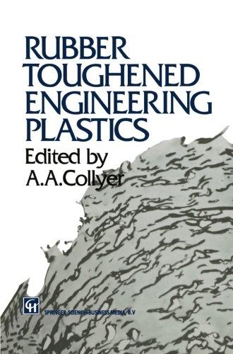 Rubber Toughened Engineering Plastics (Plastic Engineering compare prices)