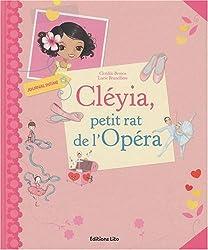 Cléyia, petit rat de l'Opéra