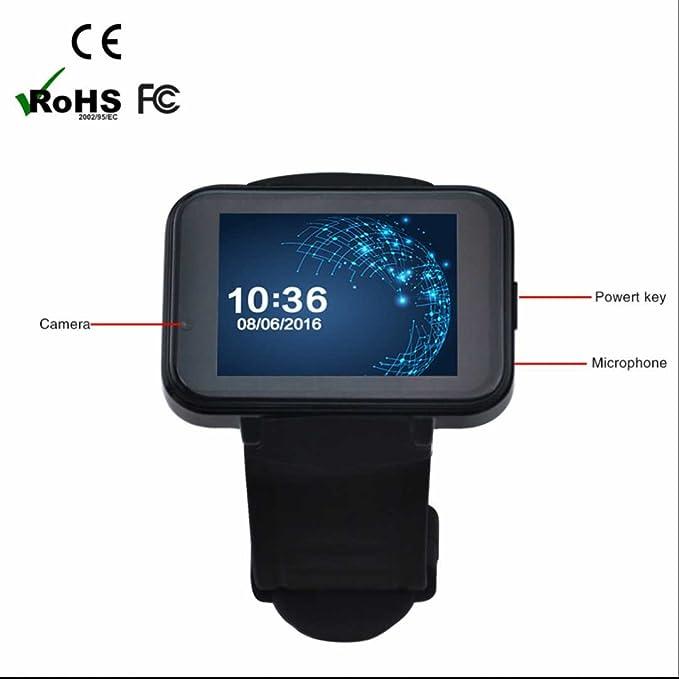 Reloj Inteligente bluetooth con Monitor de Dormir,Contador de ...