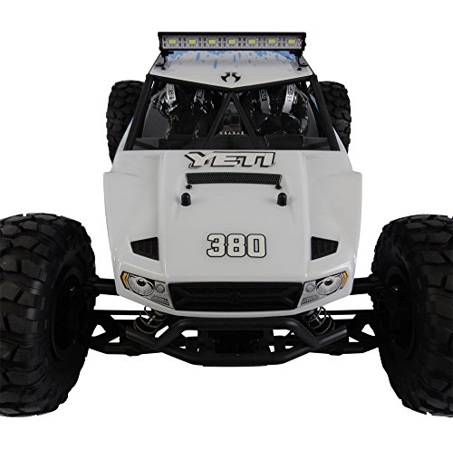 Apex rc products 7 led 121mm aluminum light bar 110 rock crawlers apex rc products 7 led 121mm aluminum light mozeypictures Images