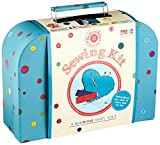 button bag Complete Creative Art & Craft Sewing Set for Kids Ages 8 Years & Up