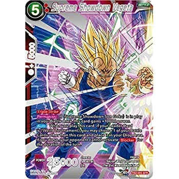 4112540c21466 Amazon.com: Dragon Ball Super TCG - Supreme Showdown Son Goku - TB2 ...