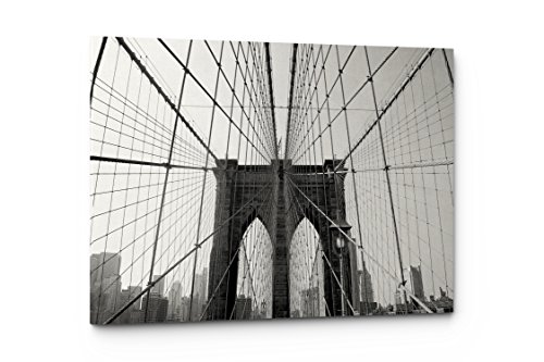 new york brooklyn bridge wall art - 4