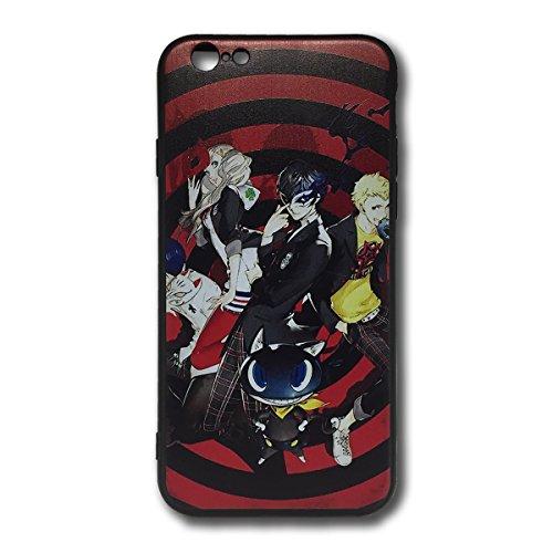 P5 Persona 5 iPhone Case for iPhone 7 Plus iPhone 8 Plus