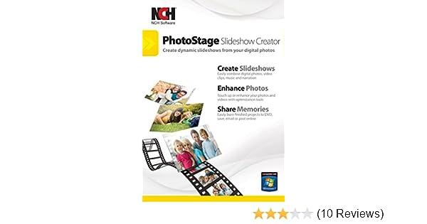 photostage slideshow software