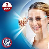 ArtToFrames Protective Face Shield 3 Pack, Fully
