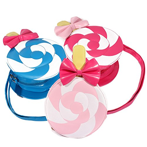 Sucette Glissiã¨re Moppi Bonbons Douce Colorã© Mini Bowknot Fille y7YfmbIgv6