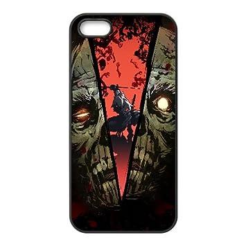 F5V91 yaiba Ninja Gaiden z K3Q5AR Funda iPhone 5 5s funda ...
