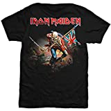 Iron Maiden The Trooper T-Shirt Large