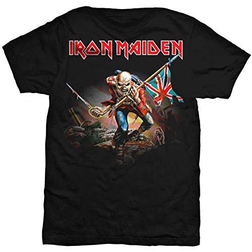 Iron Maiden - Trooper T-Shirt Size L ()