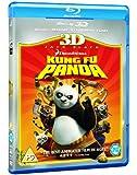 Kung Fu Panda 3D (Blu-ray 3D + Blu-ray) [Blu-ray] (Region Free)