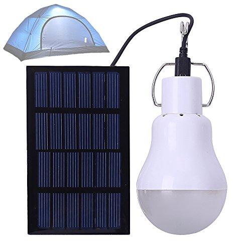 12 Led Solar Lamp in US - 8