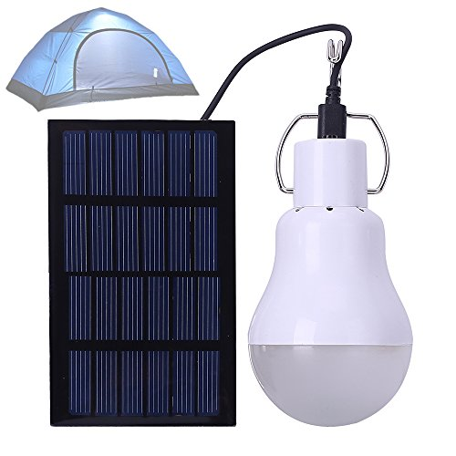 12 Led Solar Lamp