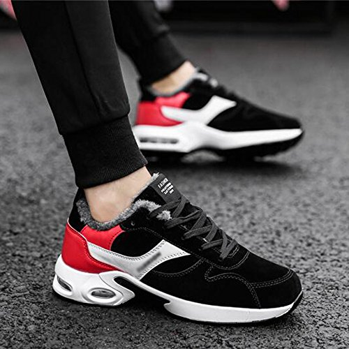 Men's Shoes Feifei High-Quality Materials Winter Keep Warm Sports and Leisure Running Shoes 2 Colours 01 0gb5k2rGZ9