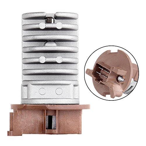 Acura Mdx Blower Motor (ECCPP 79330-S3V-A51 Rear Heater Blower Motor Transistor Resistor For 03-08 Honda Pilot 01-06 Acura)