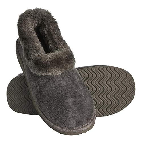 Seranoma Women's Faux Fur Lining Indoor Outdoor Ankle Anti-Slip Boot ()