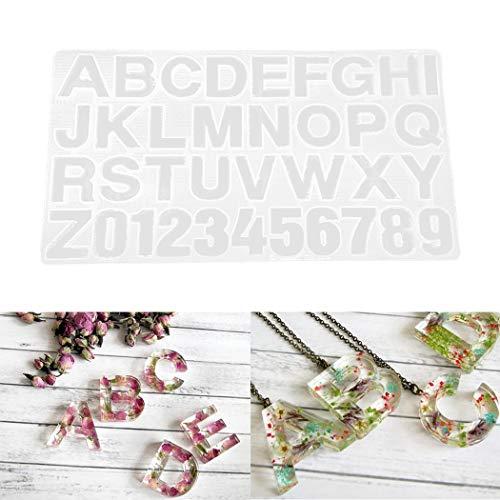 Alphabet Casting Mold - 2