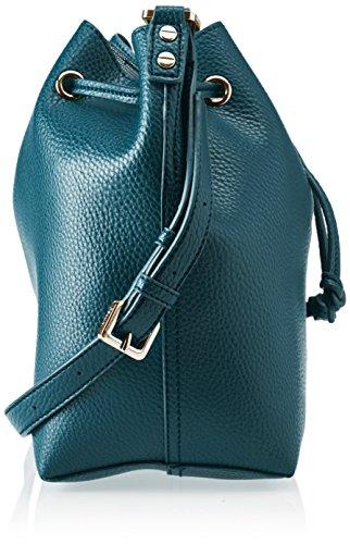 Pollini - Sc4528pp04sj0850, Bolsos de mano Mujer, Verde, 0.1x0.1x0.1 cm (W x H x L)