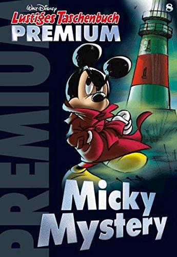 Lustiges Taschenbuch Premium 08: Micky Mystery