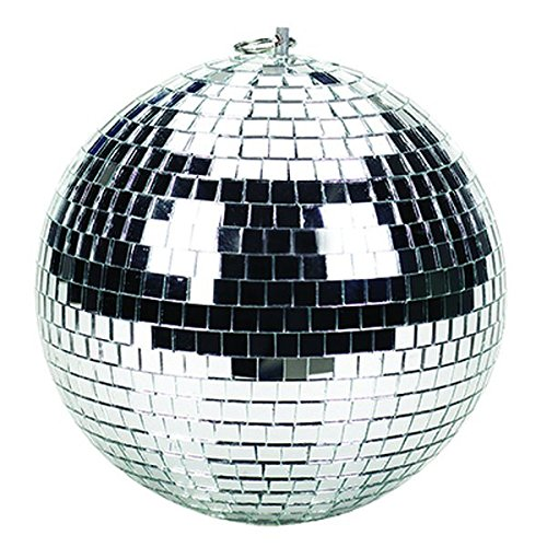 -Inch Mirror Ball (8 Inch Disco Ball)