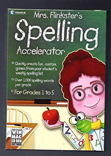 (Mrs. Flinkster's Spelling Accelerator - For Grades 1 to 5)