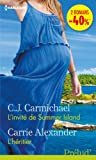 img - for L'invit  de Summer Island - L'h ritier : (promotion) (SPECIALE ETE) (French Edition) book / textbook / text book