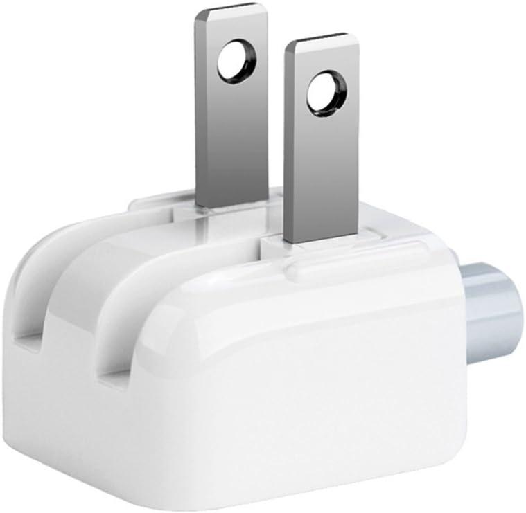 REYAER AC Wall Adapter Plug Duckhead US Wall Charger AC Cord US Standard Duck Head for MacBook Mac iBook/iPhone/iPod AC Power Adapter (1 -Pack)