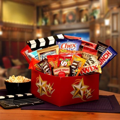 It's A Red Box Night Gift Box with Red Box Credit