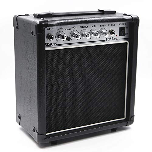 Fat Boy FBGA15 15 Watt Guitar Amp