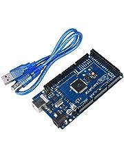 Kuman K16 Mega2560 R3 ATmega2560-16AU + ATMEGA16U2 + USB Cable for Robot Arduino Uno MEGA2560 R3