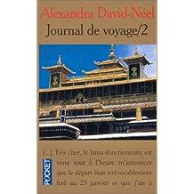 Journal de voyage t.2