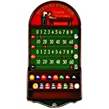 RAM Gameroom Products Billiard Parlour Scoreboard Counter and Ball Holder