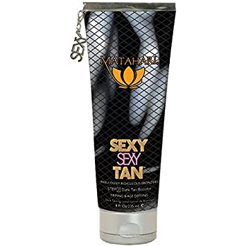 Matahari black sexy tan