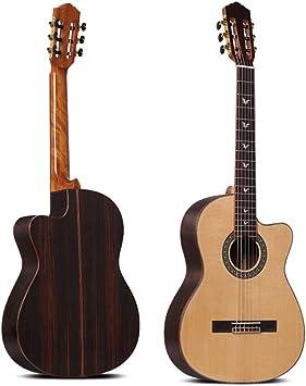 JT Guitarra clásica de Chapa Completa Cara Sola Guitarra clásica ...