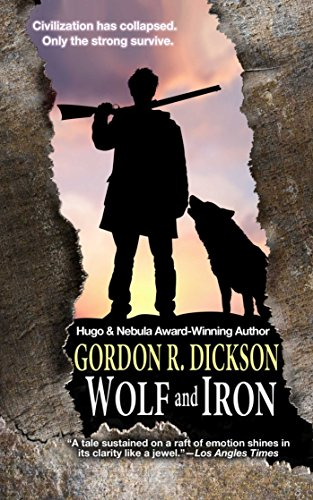 book cover of Wolf and Iron
