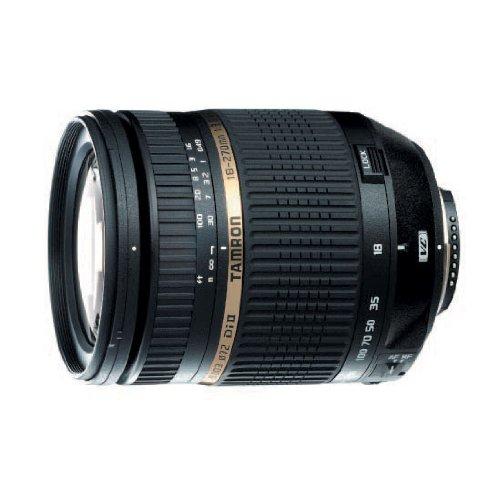 Price comparison product image Tamron AF 18-270mm / 3.5-6.3 DI II VC LD for Nikon - International Version