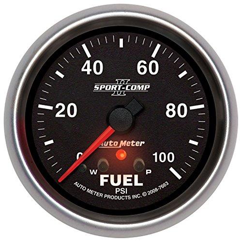 Auto Meter 7663 Sport-Comp II 2-5/8
