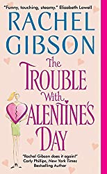 The Trouble With Valentine's Day (Chinooks Hockey Team Book 3)