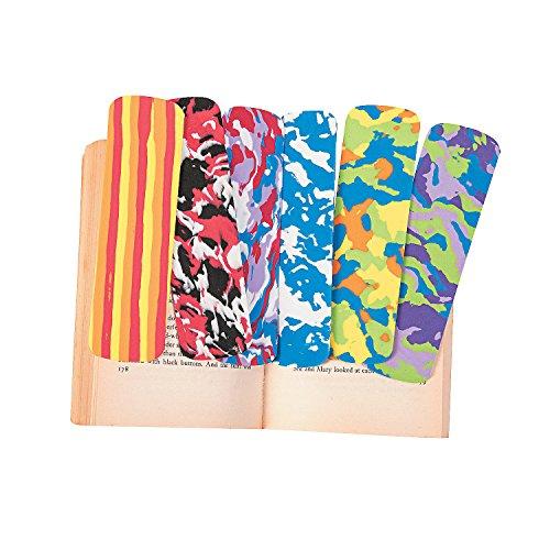 Fun Express Foam Bookmarks (6 Dozen) ()