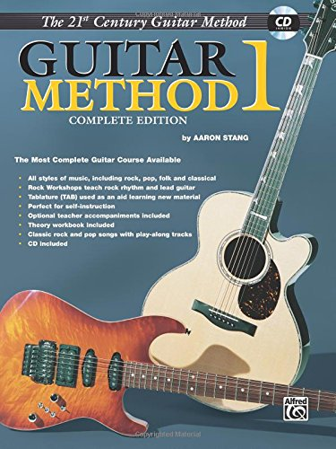 (Belwin's 21st Century Guitar Method 1 Complete: The Most Complete Guitar Course Available, 3 Books & CD (Belwin's 21st Century Guitar Course))
