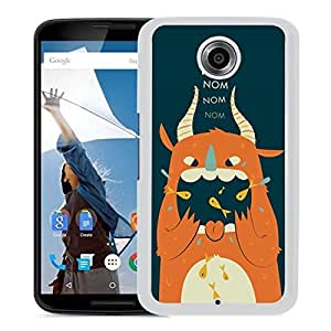 Nom Nom Nom (2) Google Nexus 6 Phone Case On Sale