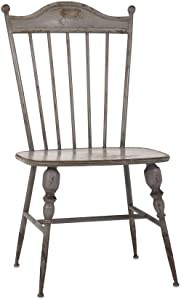 IMAX Chatham Metal Side Chair, Single