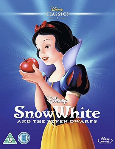 Snow White Special Edition - Snow White (1937) (Limited Edition Artwork Sleeve) [Blu-Ray]