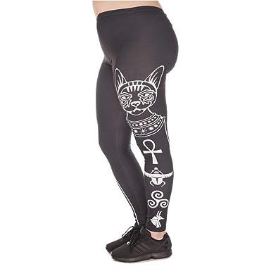 ADELINA Pantalones De Yoga De Leggings Gran Hot S Tamaño ...